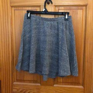 Gray Skater Skirt ❤️